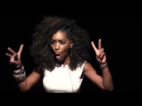 The Greatest Love Story Ever Told | Ericka Alston | TEDxHampdenWomen
