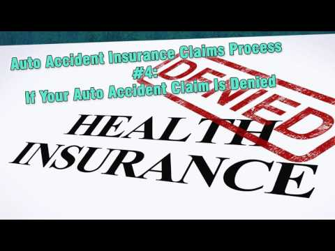 #4 Auto Accident Claim Is Denied - Auto Accident Insurance Claims Process