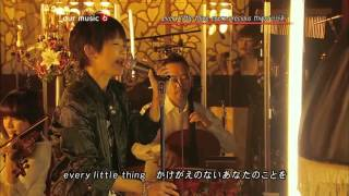 LINDBERG-every little thing every precious (LIVE) Fujikawa Kyuji th...