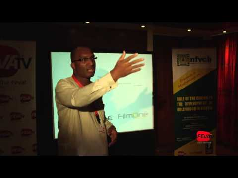 Nollywood Conference On The Nigerian Cinema Industry By Kene Mkparu Of Filmhouse Nigeria