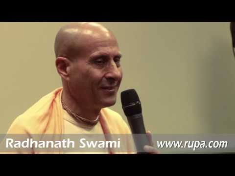Lecture - Radhanath Swami - Yoga and Ecology
