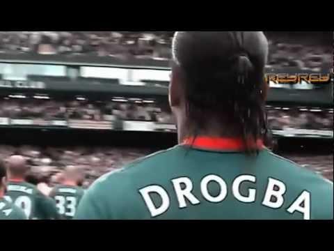 Didier Drogba's Farewell | Chelsea Legend | ReyRey