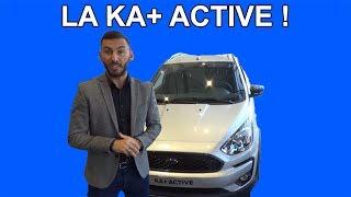 Les Tutos de Berbi : la KA+ Active, une silhouette aux airs de mini SUV