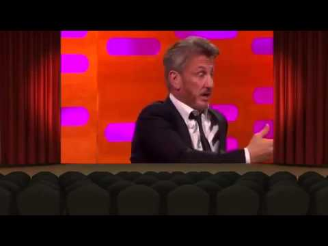 The Graham Norton Show: Sean Penn, Celia Imrie, Ross Noble and Kelly Clarkson (S16E20)