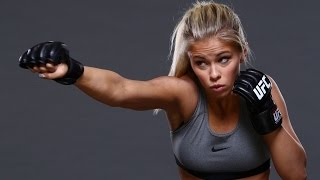 Paige VanZant Highlight UFC