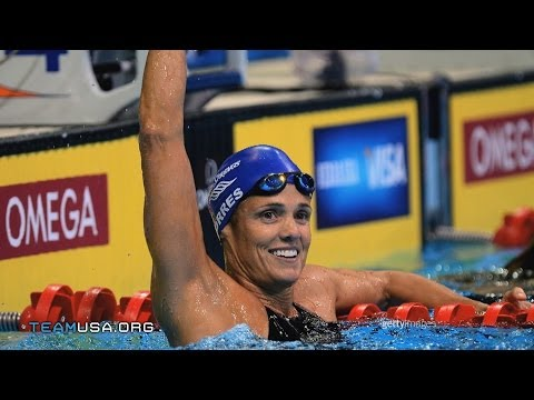Dara Torres | Great Moments In Team USA History