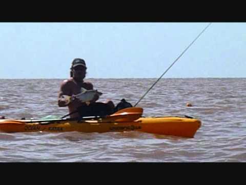 WWW.AMIGOS EN KAYAK.COM - Pesca en kayak en la boga loca