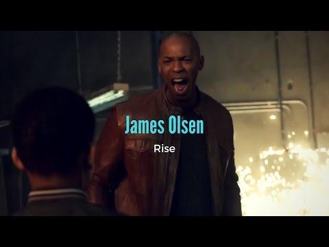 James Olsen  Rise 2x20