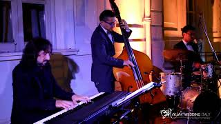 MUSIC WEDDING ITALY Wedding Jazz Trio in Rome