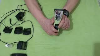 Обзор машинки для стрижки волос Dewal future