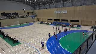 2018IH 女子ハンドボール 1回戦 清水桜が丘(静岡県) 対 四天王寺(大阪府)