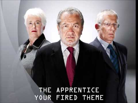 THE APPRENTICE YOUR FIRED THEME CLEAN UNRLEASED