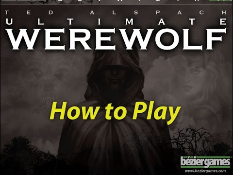 Learn how to play Ultimate Werewolf in just 3 minutes!