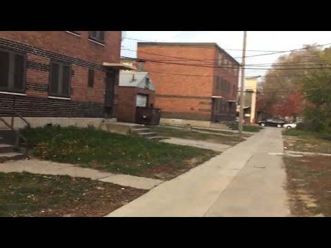Cleveland Ohio's Housing Projects /hoods