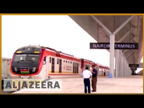 🇰🇪 Kenya launches multi-billion dollar railway amid concerns over costs | Al Jazeera English thumbnail