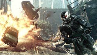 Crysis 2 Прохождение На Русском #3 — ГОРОД ПОЧТИ РАЗРУШЕН!