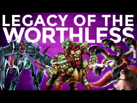 Legacy of the Worthless - Reptilianne | Reactor | Phantom Beast