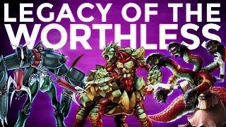 Legacy of the Worthless - Reptilianne | Reactor | Phantom Beast thumbnail