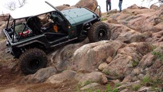 G.A.T.O.R. Greater Austin Toyota Off-Road at K2: Jeep on King of the Hill