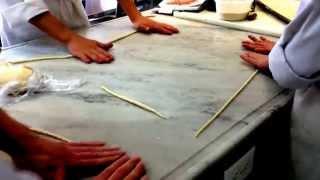 How to make Pici / Pasta Matta