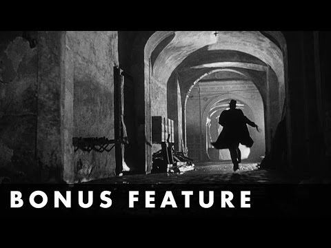 THE THIRD MAN - Restoring a Classic