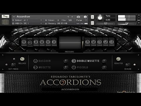 Best Service Accordions 2 Demo