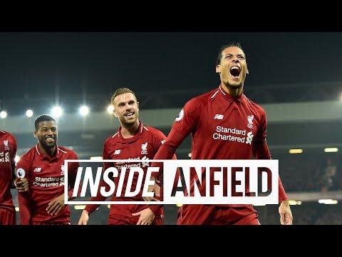 Inside Anfield: Liverpool 5-0 Watford | Mane and Van Dijk lead rampant Reds