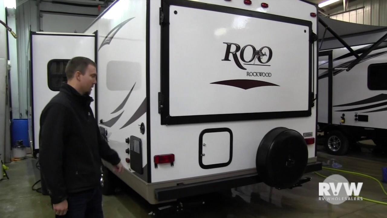 2017 Rockwood Roo 23IKSS Walkthrough at RV Wholesalers ...
