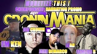 Monetize This Championship Fatal Five Way Narration Promo (CRONINMANIA)