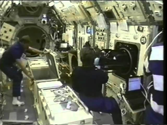 STS-94 Post Flight Presentation
