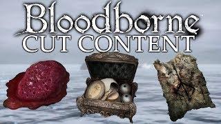 Bloodborne Cut / Unused Content ►HIDDEN ITEM DESCRIPTIONS!