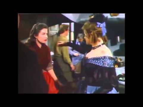 Barbara Bates Tightens Elsa Lachester