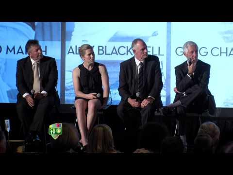 Bradman Oration panel discussion