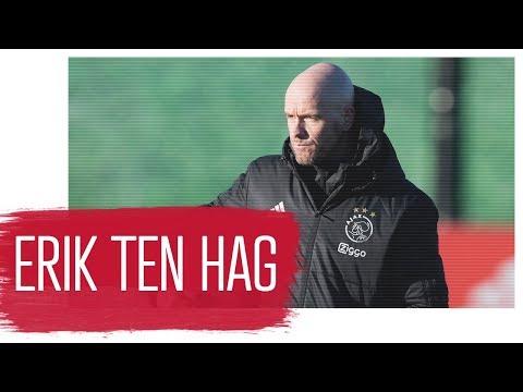 Ten Hag: 'Alles eraan doen om Ajax kampioen te maken'