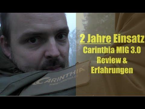 Carinthia MIG 3.0 - Erfahrung nach 2 Winter
