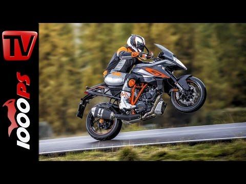 KTM 1290 Super Duke GT - Preis, Leistung, Verfügbarkeit