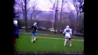 Brandeis University Lacrosse 1988