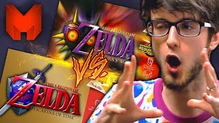 The BEST N64 Games? Ocarina of Time Vs Majora