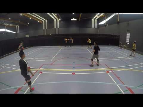 DFA Sydney Open | Game 2 | Dodge Pty Ltd vs Wrinkly Ball Bags