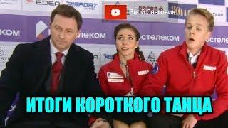 ИТОГИ РИТМИЧЕСКОГО ТАНЦА Танцы на льду Первенство России среди юниоров 2020