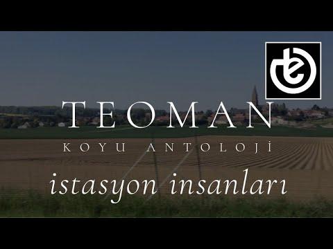 teoman - istasyon insanları (Official Lyric Video)