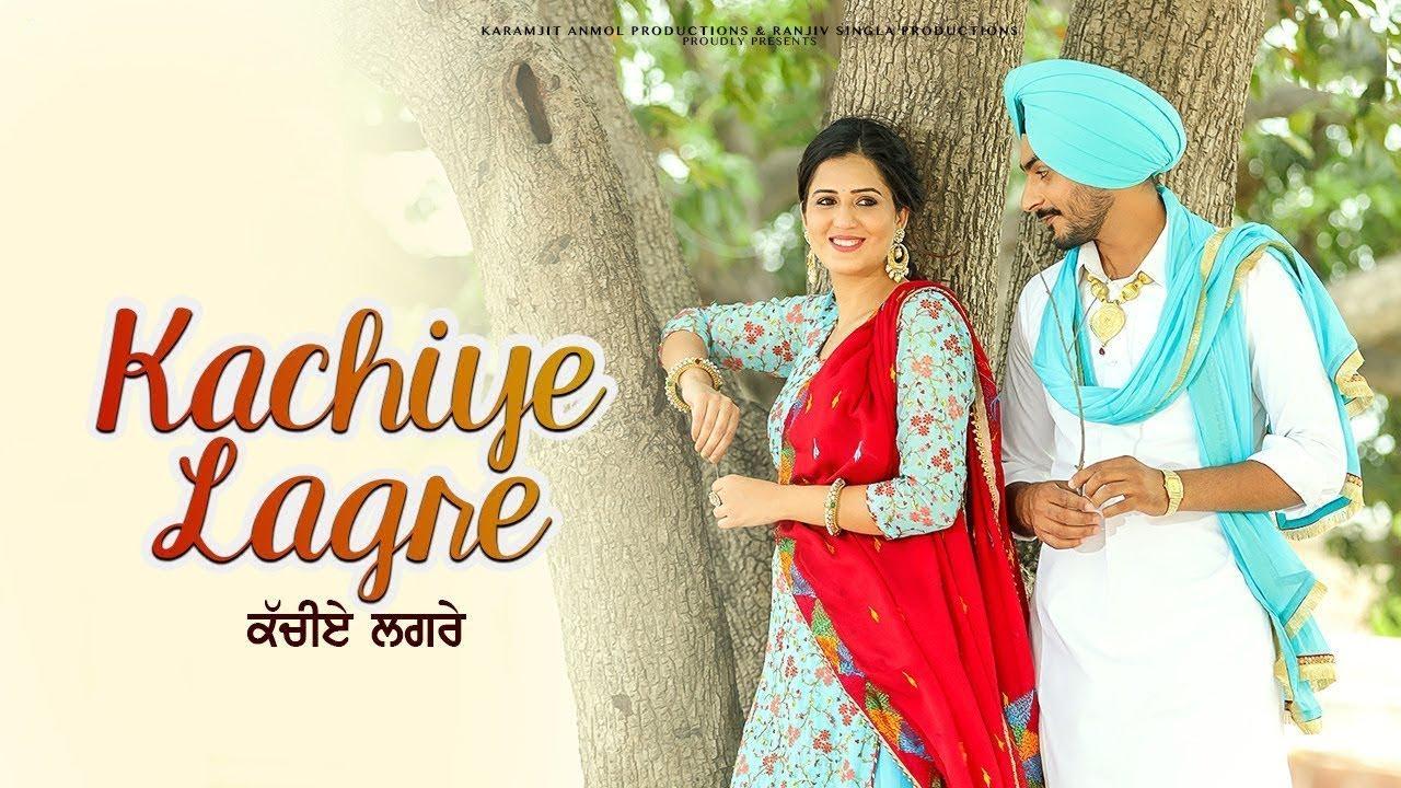 Kachiye Lagre new full song Rajvir Jawanda status Mp3 download lyrics