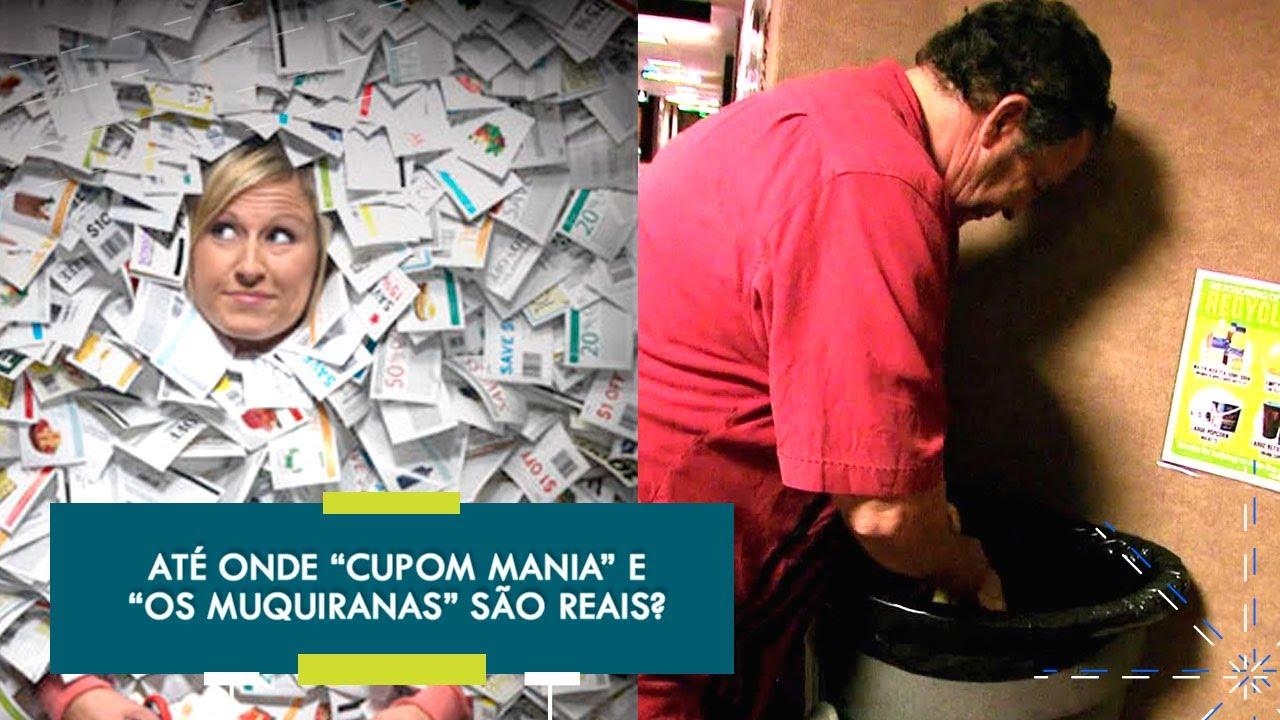 """VERDADES E MENTIRAS SOBRE """"CUPOM MANIA"""" E """"OS MUQUIRANAS"""""""
