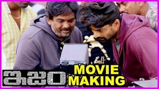 ISM Making Video | Working Stills | Kalyan Ram | Puri Jagannadh | Jagapathi Babu