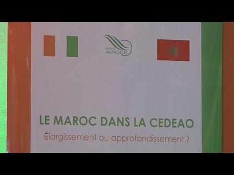 l'Adhésion du Maroc à la CEDEAO  en débat à  Abidjan