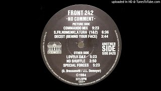 Front 242 ‎– Special Forces