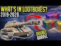 E-75 TS and Double Barrel in Loot Boxes? | World of Tanks Christmas Loot Boxes 2019 / 2020