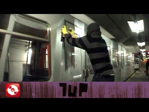 1UP - PART 11 - VIENNA - SUBWAY WHOLECAR FEAT. ULF'S (OFFICIAL HD VERSION AGGRO TV)