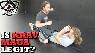 Is Krav Maga Legit or Total Bullsh*t?