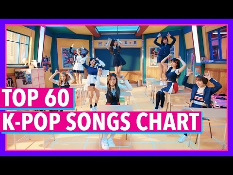 [TOP 60] K-POP SONGS CHART • MAY 2017 (WEEK 3)